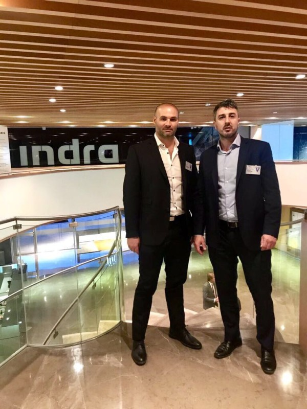 Indra Madrid